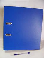 Папка реєстратор односторонній NAVARRO А4 70мм 170002 синій