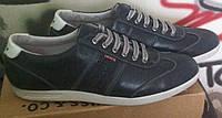 Levis стильные осенние классические кроссовки мокасины туфли мужские подросток