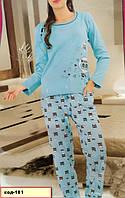 Красивая турецкая пижама женская 101