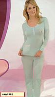 Стильная пижама женская 9506