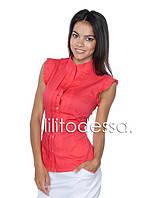 Блуза с гипюром, фото 1