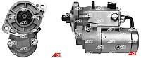Стартер для Hyundai Tucson 2.0 CRDi. 9 зубьев. Новый. AS - Польша. Хюндай Туксон (Туссон, Тюксон) 2,0 црди.