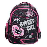 Рюкзак (ранец) школьный 1 Вересня 551464 Sweet Cat