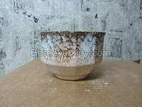 Вазон керамический для цветов чаша