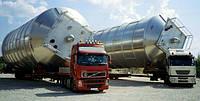 Негабаритные перевозки грузов