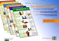 Немецкая грамматика Die Grammatik-Plakate mit Kopiervorlagen