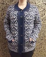 Женская городская кофта с пуговицами, фото 1