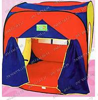 Игровые палатки Metr+, Детский домик, Палатка М 0507, можно наполнить шариками, защита от солнца, от насекомых
