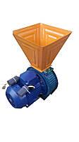 Зернодробилка ДКУ с двигателем; Зернодробарка ДКУ з двигуном