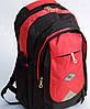 Вместительный городской рюкзак Traum 7042-01 красный