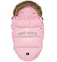 Зимний конверт Elodie Details Petit Royal Pink