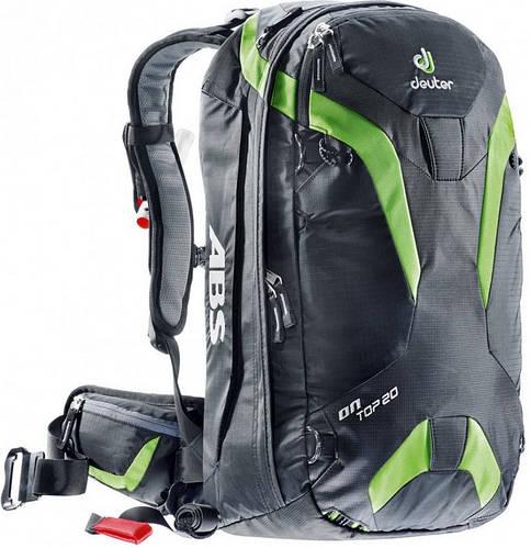 Туристический компактный рюкзак DEUTER On Top 20, 3310115 7251 черный