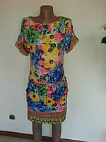 Платье лето шифон