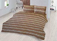 Комплект постельного белья Леопард семейный