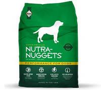 Корм для спортивных собак Nutra Nuggets Performance  1 кг
