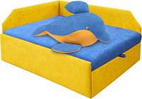 Детский диван Малыш «Дельфин»
