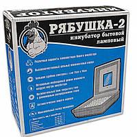 """Инкубатор для яиц """"Рябушка-2"""" с механ. переворотом и цифровым терморегулятором"""