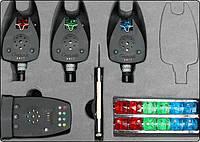 Набор сигнализаторов Prologic Unit Bite Alarm Kit 4+1