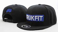 Кепка Trukfit Truk Snapback Black-Blue
