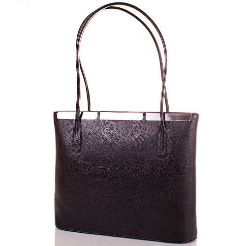 Эффектная кожаная женская сумка DESISAN Артикул: SH377-2-FL