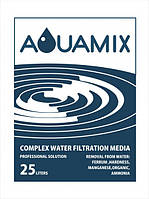 Комплексная фильтрующая загрузка AquaMix (25 л)