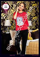 Женская пижама Anit 4308, костюм домашний с брюками