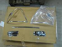 Хром пакет Chevrolet Aveo T250 / ЗАЗ Вида седан (оригинал, GM)