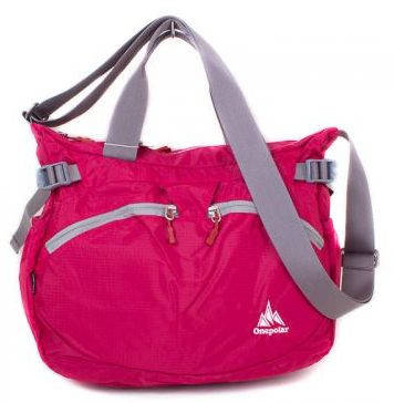 Практичная женская спортивная сумка  20 л. Onepolar Артикул: W5220-pink