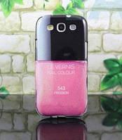 Чехол Лак для ногтей CHANEL№543 для Samsung Galaxy S3/S3 duos