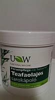 Крем по уходу за пяткой UW Naturcosmetic с маслом чайного дерева 250 мл.