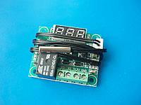 Термодатчик активный 12В -50...+110 С LCD регулятор температуры W1209 12 вольт термо реле универсальный цифров