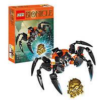 """Конструктор """"Bionicle"""" - повелитель пауков-черепов"""