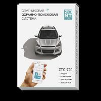Спутниковая автомобильная сигнализация ZONT ZTC-720