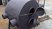 Печь отопительная дровяная Брест-800 (обогрев до 300 м2/800 м3)