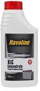 Антифриз жидкость Texaco Havoline XLC  1L