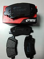 Тормозные колодки передние на Hyundai i30 GD