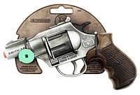 Детский револьвер 12-зарядный Police Gonher 3038/1
