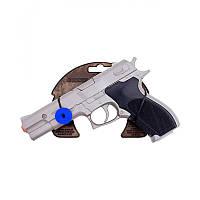 Детский пистолет 8-зарядный Police Gonher 3045/0