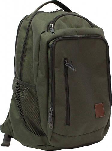 Удобный мужской городской рюкзак Bagland 29 L 532662 хаки