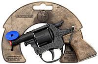 Пистолет детский 8-зарядный Police Gonher 3073/6