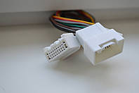 20pin to 6+6 small Y cable для Lexus LS430 2001-2006 (YT-TOY20Y)