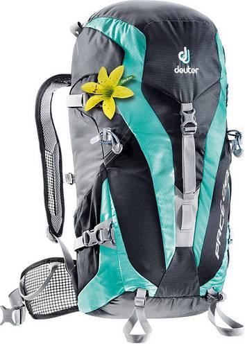 Женский надежный рюкзак для скитуринга DEUTER 28 SL, 3300215 7204 черный