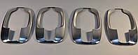 Накладки на ручки (мыльницы) на Renault Trafic / Opel Vivaro 2001->  —  Турция
