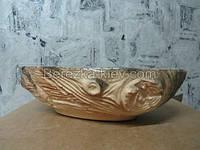 Плошка керамика для комнатных растений