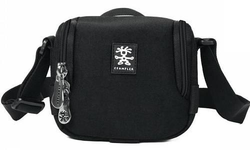Надежная сумка для фотоаппарата Crumpler Base Layer Camera Cube XS (black), BLCC-XS-001