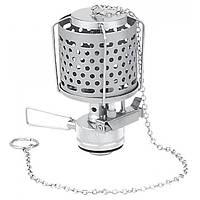 Лампа газовая с металлическим плафоном
