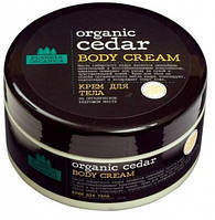 """Крем для тела на органическом кедровом масле """"ORGANIC CEDAR """", Planeta Organica, 300 мл. RBA /0-03 N"""