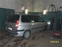 Резонатор , глушитель Пежо 807 Peugeot 807 с установкой, фото 1