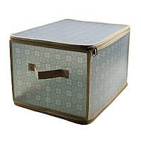 Коробка для хранения на молнии серый ESH01 L