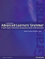 Английская грамматика Longman Advanced Learners' Grammar, Reference and Practice